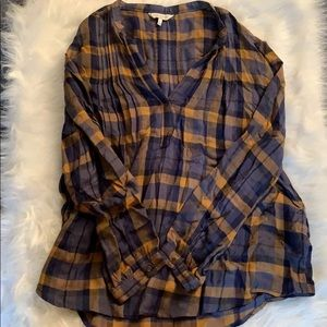 LUCKY BRAND • blouse